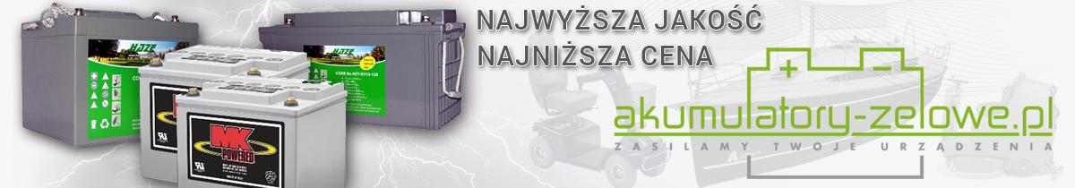 Modernistyczne Dobór akumulatora do wózka i skutera elektrycznego EZ62
